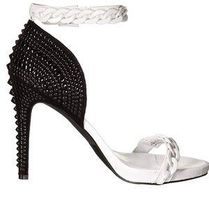 Fergie! studded sandals